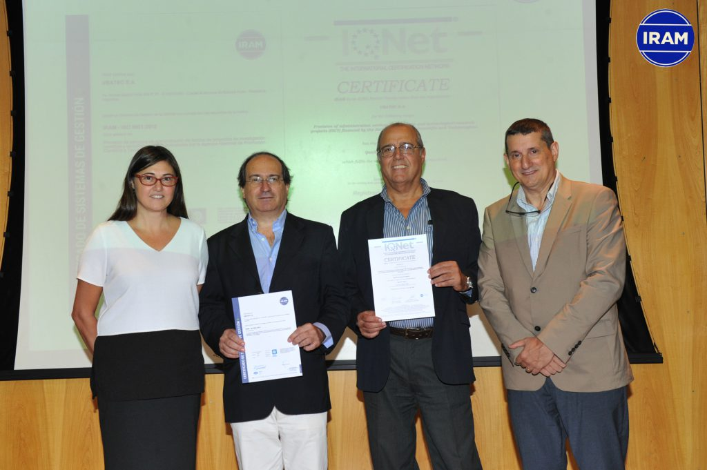 IRAM – Certificación de Sistemas de Gestión