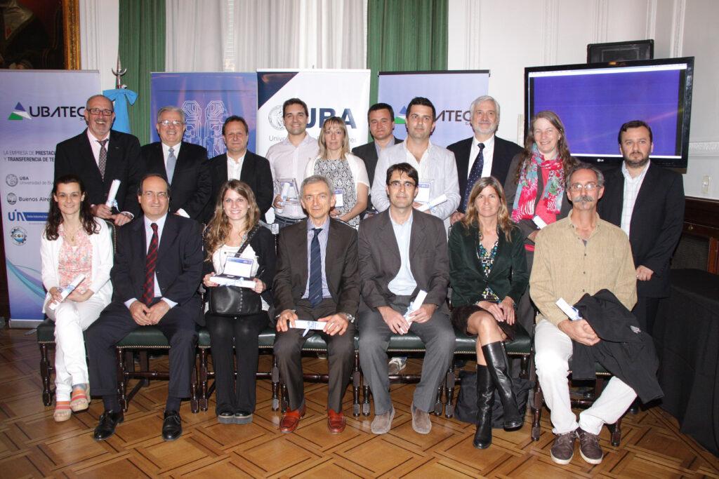 Premios UBATEC 2016