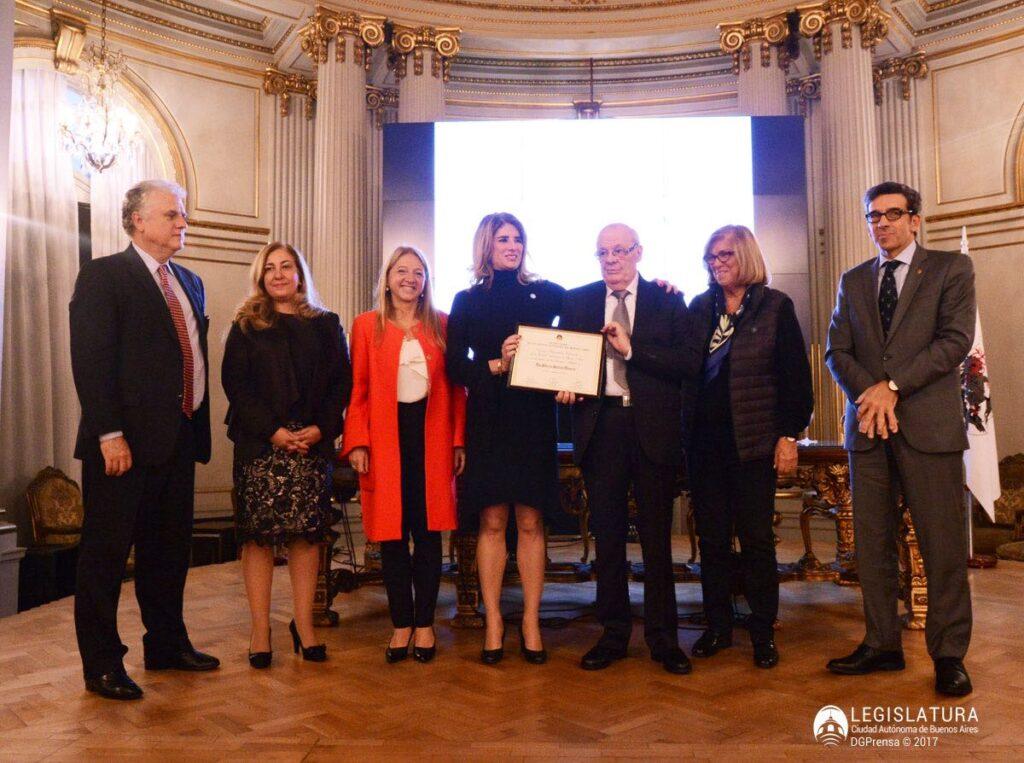 Dr. Alberto Boveris – Personalidad destacada de la Ciencia,  la Tecnología y la Educación