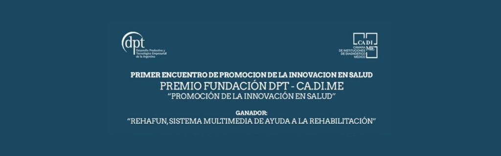 Premio Promoción de la Innovación en Salud