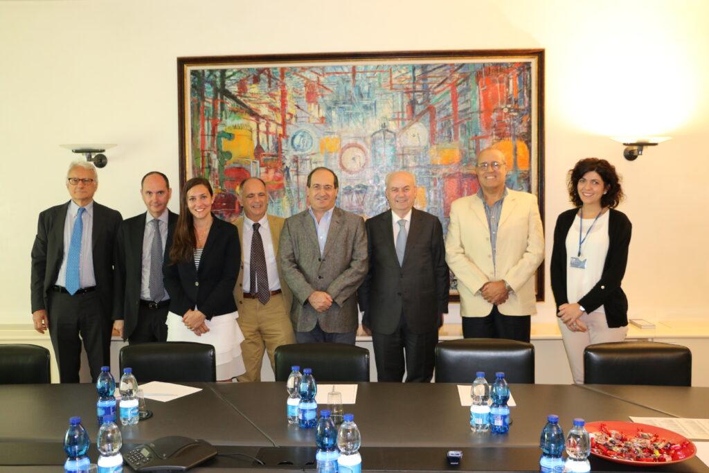Vinculación tecnológica entre Argentina e Italia – UBATEC SA y Sviluppo chimica spa
