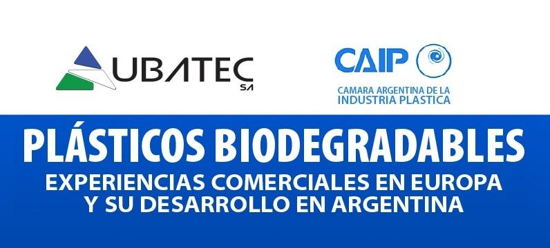 Plásticos Biodegradables: Experiencias comerciales en Europa y su desarrollo en Argentina