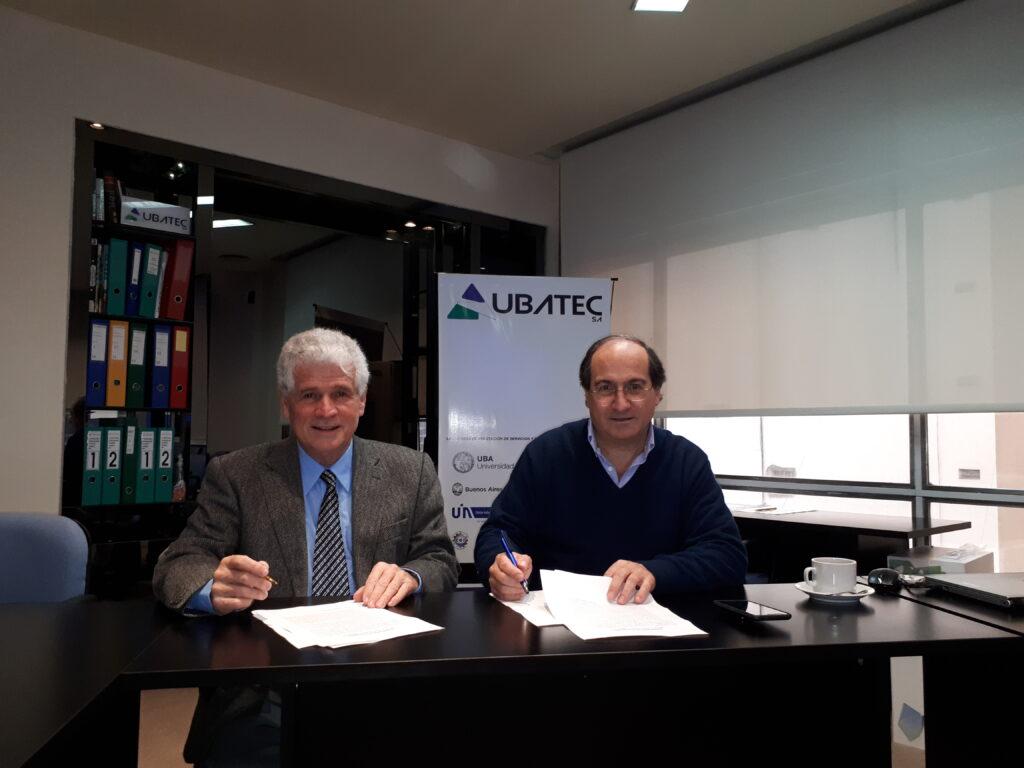 Ubatec y HMA 4 – Acuerdo de colaboración