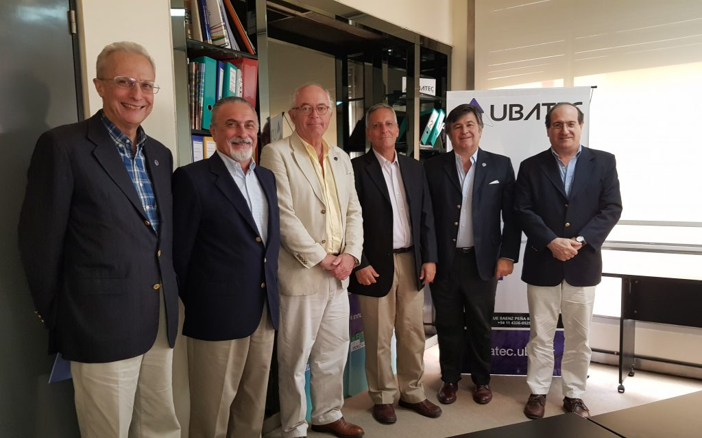 SRA and UBA – Technology Link Agreement
