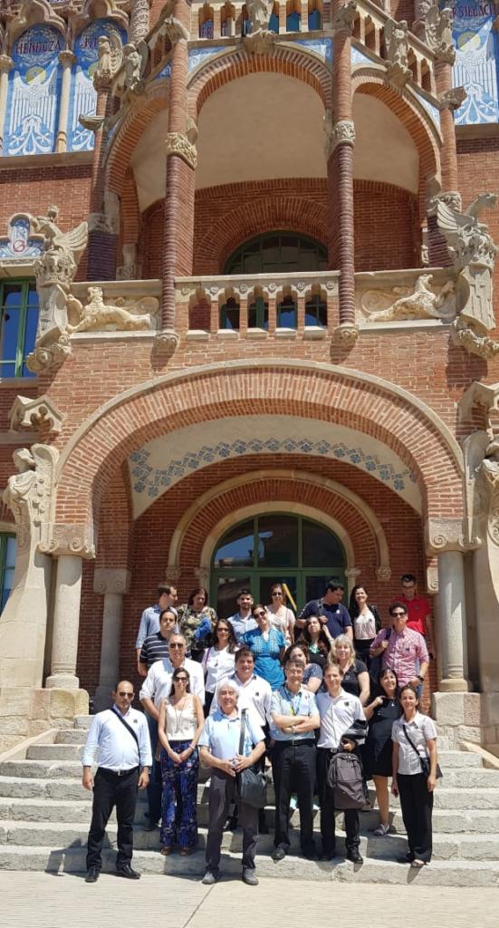 CONSENS - UBATEC en Barcelona