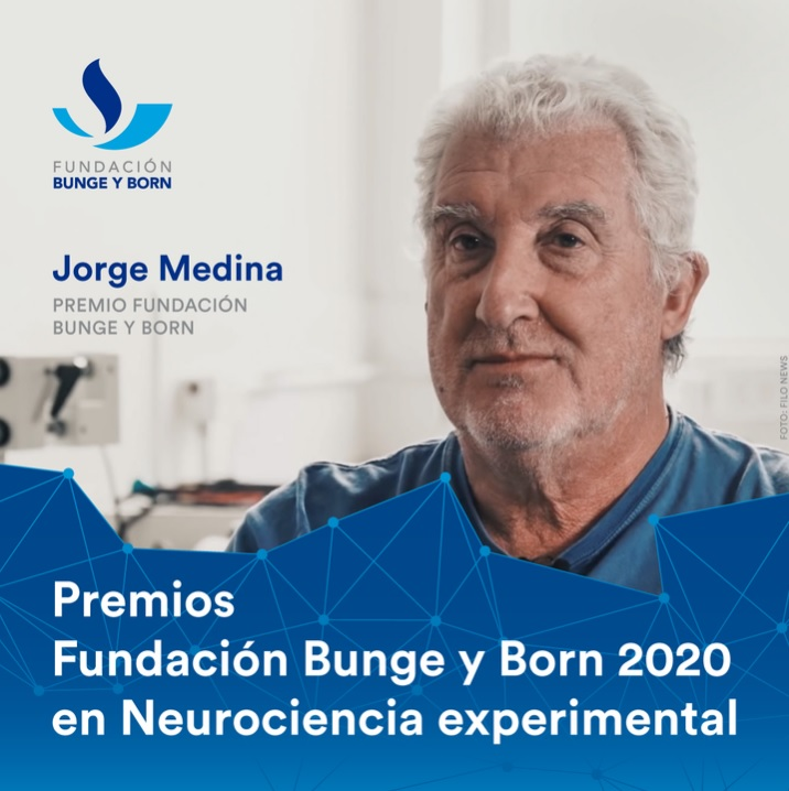 Doctor Jorge h. Medina, Premio