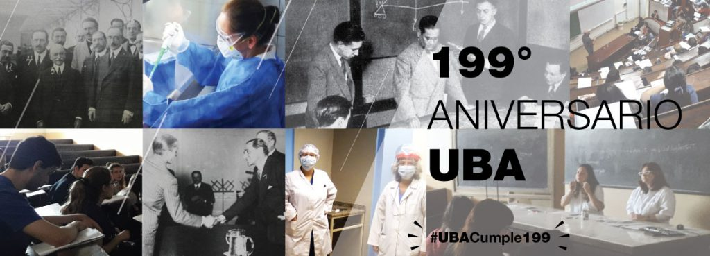 199th birthday of the University of Buenos Aires!