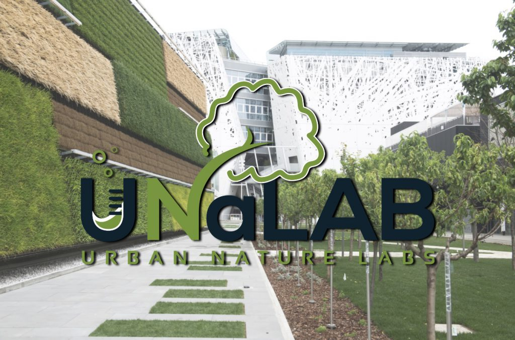 STUDY: USE OF URBAN GREEN SPACES – UNaLAB