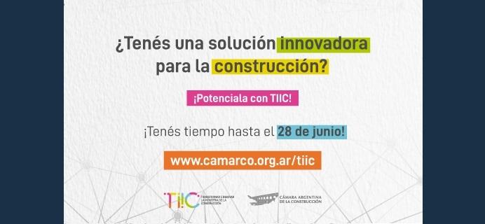 CONVOCATORIA PARA STARTUPS DEL SECTOR DE LA CONSTRUCCIÓN